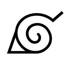 naruto leaf symbol tattoo drawing - Google Search