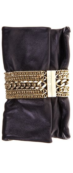 LOOKandLOVEwithLOLO: Rockstar Chic with Studs and Chains Included! #Clutches