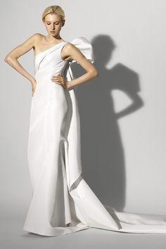 51ee6b66c Las 17 mejores imágenes de Vestidos de novia Carolina Herrera ...