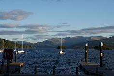 Lake Windermere, Lakes District, UK