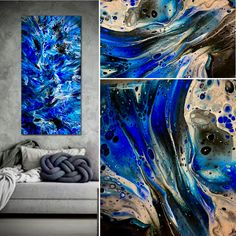 """SOLD. We settled on naming it """"Moon Swept"""", thank you to Steve Turkle for creating the perfect name. Check out closeups of it and all available artwork on my site at TimWebb.com. My schedule is filling up so contact me soon if you are ready for your very own piece!❤️"""