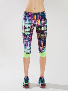Onzie Spin Capri Legging - Without Walls