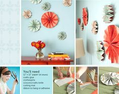 DIY craft to liven the decor of your home.