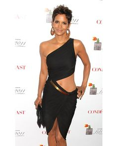 Halle Berry looked radiant during her pregnancy with daughter Nahla
