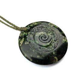 New Zealand Jewellery, Fern Frond, Pendant Design, Ceramic Jewelry, Jade Pendant, Stone Pendants, Charm Jewelry, Sterling Silver Pendants, Awakening