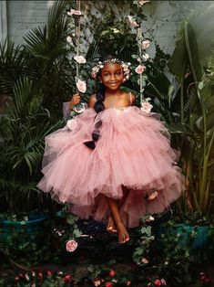 Munaluchi Bride - THE most adorable! Featured on our sister page. Cute Black Babies, Beautiful Black Babies, Black Kids, Beautiful Children, Black Baby Girls, Little Girl Outfits, Kids Outfits, Baby Outfits, Mommy Daughter Photography