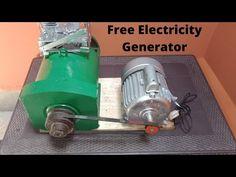 Electric Motor Generator, Electric Generators, Flywheel Energy Storage, Tesla Technology, Cheap Electricity, Electrical Energy, Motor Engine, Energy Projects, Alternative Energy