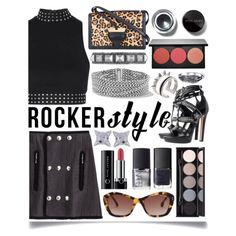 Rocker Chic by ittie-kittie