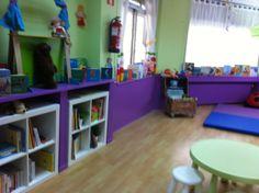 Biblioteca: Educación Infantil