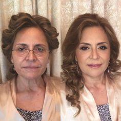 Mother of the Bride makeover ����Makeup by me and hair by @alonsochiesa for @tashymariemakeup ��#maralagopalmbeach #bridalmakeup #weddingmakeup #instabeauty #motherofthebride http://gelinshop.com/ipost/1519895805871179434/?code=BUXwS7Ejsaq