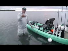A Kayak Fishing Guide's Anchor Trolley System