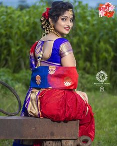 Hey Sweetie Visit our Website and enjoy with our Quizzes ! Beautiful Girl In India, Beautiful Women Over 40, Beautiful Girl Photo, Most Beautiful Indian Actress, Beautiful Bride, Beautiful Lips, Indian Bride Poses, Indian Wedding Photography Poses, Marathi Saree