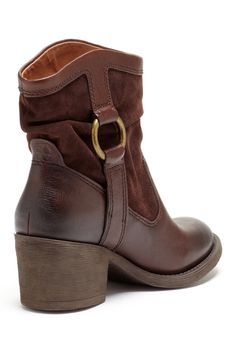 Boxer Flat Boot - perfect when you just wanna slip something on