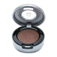 """Urban Decay eyeshadow in """"Twice Baked""""--This dark brown is great for girls with darker skin tone. I use it as eyeshadow, liner, bronzer, and--in a pinch--eyebrow shadow. This plus black mascara and a matte mauve lipstick are the only makeup items you really need."""