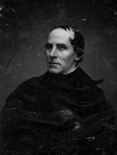 Thomas Cole, founder of Hudson River School of landscape painting.