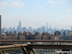 [explores...] NYC in Five Days - Day 3: Brooklyn Bridge, Brooklyn Heights, Mets Game and some more Shopping
