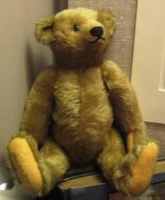 September 9th is National Teddy Bear Day! When growing up did you have one that never left your side?