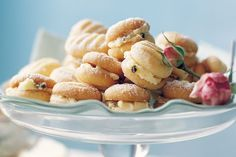 The Best melting moments in the world! Melting Moments Biscuits, Cookie Recipes, Dessert Recipes, Dinner Recipes, Fruit Cookies, Spritz Cookies, Bar Cookies, Aussie Food, Australian Food