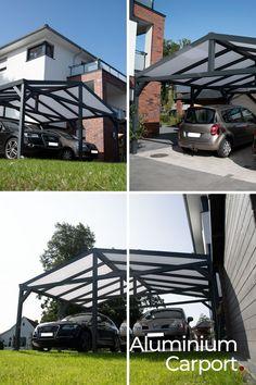Carport aus Aluminium - Carports aus Aluminium von steda. Wenn Sie sich von den Vorteilen eines Aluminiumcarports überzeugt haben, sollten Sie dem Online-Shop Besuchen