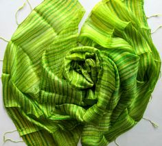 Green and Yellow by Anna Margaritou on Etsy