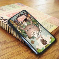 My Neighbor Totoro Samsung Galaxy S6 Edge Case