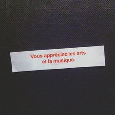fortunes are such bullshit #excusemyfrench