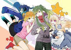 Kagerou Project girls! ☆
