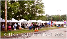 Keuka Arts Festival - Keuka Outlet Trail in Penn Yan, NY 10am - 5pm June 8th and 9th.  Glenora Wine Cellars will be there pouring some of our finest! Seneca Lake, Finger Lakes