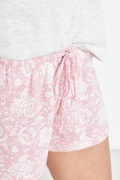 Cotton printed pants | Bottoms | Women'secret