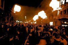 Barcelona, Spain: La Merce Festival