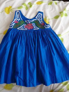 LOVE this baby dress!