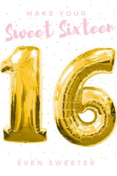 Hey lovely sweet 16 birthday girls!It's your party and we're here to make your 16th birthday even sweeter! Get your 16th birthday party ideas here!
