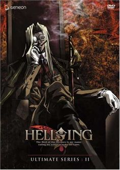 Sir Integra Fairbrook Wingates Hellsing from Hellsing. Sir Integra, Manga Anime, Anime Art, Seras Victoria, Hellsing Alucard, Horror Comics, Ghost In The Shell, Anime Shows, Anime Comics