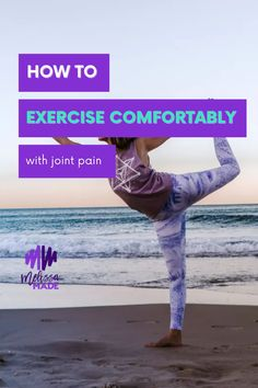 Not only do people experience the traditional benefits of exercise such as weight control, increased energy, and enhanced quality of life, people with joint pain also experience increased flexibility and decreased pain as they strengthen the muscles around their joints. Here are some safe ways you can work out even if you are experiencing joint pains! Fitness Routines, You Fitness, Fitness Goals, Benefits Of Exercise, Low Impact Workout, Weight Control, How To Increase Energy, Aerobics, Easy Workouts
