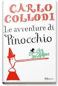 DA 10 ANNI Le Avventure di Pinocchio: Bugiardo per eccellenza, padre di tutti i monelli: è Pinocchio, il burattino con la testa dura e il cuore buono che vuole diventare un bambino a tutti i costi. Rizzoli