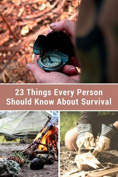 23 Things Every Person Should Know About Survival