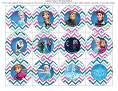 Frost Your Party: Free Disney Frozen Printable Party Decorations