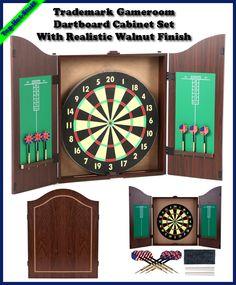 Attractive Philadelphia Eagles Dart Board U0026 Cabinet | Dart Board, Darts And Dart Board  Cabinet