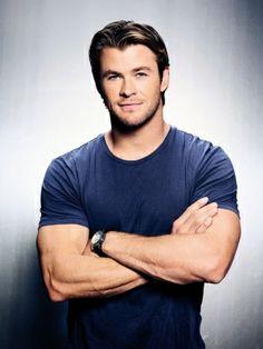 hello, Mr. Hemsworth :)