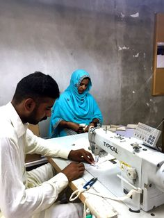 An Emerging Market Garment Factory Buzzing with Positive Energy