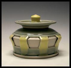 Shawn Spangler, small covered jar