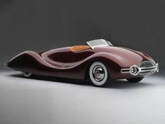 One Off Cars. Norman Timbs Special, one of my favorites,is elegant, special and....funny, I love it.