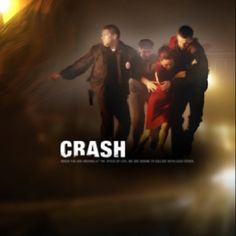 "2005:  Crash is a 2004 American drama film co-written, produced, and directed by Paul Haggis. The film is about racial and social tensions in Los Angeles, California. A self-described ""passion piece"" for Haggis, Crash was inspired by a real life incident in which his Porsche was carjacked outside a video store on Wilshire Boulevard in 1991.  It won three Oscars: Best Picture, Best Original Screenplay and Best Editing in 2005 at the 78th Academy Awards. Several characters' stories interweave…"