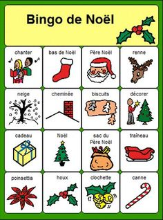 French Teaching Resources, Teaching French, French Worksheets, French Kids, Core French, French Education, French Christmas, French Classroom, Christmas Activities For Kids
