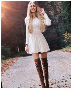 Cute Skirt Outfits, Cute Fall Outfits, Winter Fashion Outfits, Girly Outfits, Classy Outfits, Look Fashion, Pretty Outfits, Stylish Outfits, Cute Dresses