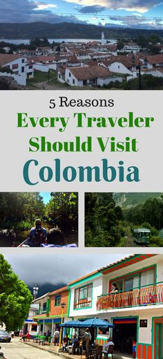 This is why you should head to Colombia ASAP!