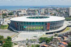 Río de Janeiro - Brasil | Estadio Arena Fonte Nova, Salvador Bahía | http://riodejaneirobrasil.net