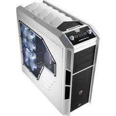 Gabinete Gamer XPREDATOR X3 EN57110 Branco AEROCOOL Cód.: 59710 - Loja SpaceMR