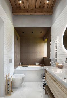 Scandinavian Bathroom Design Ideas With White Color Shade Which Can Inspiring You Scandinavian Apartment, Scandinavian Bathroom, Scandinavian Interior, Scandinavian Style, Bad Inspiration, Bathroom Inspiration, Bathroom Inspo, Bathroom Designs, Bathroom Ideas