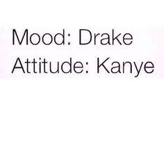 Drake, mood, and kanye image Sassy Quotes, Short Quotes, Quotes To Live By, Funny Quotes, Jokes Quotes, Mood Quotes, Life Quotes, Curse Quotes, Status Quotes